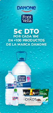 Oferta Danone en dia.es