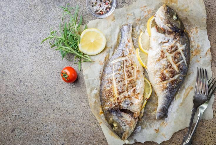 Cómo hacer pescado a la barbacoa