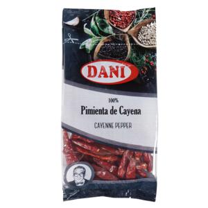 DANI pimienta de cayena bolsa 40 gr