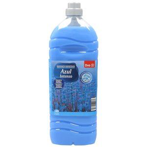 DIA suavizante concentrado con microcápsulas azul intenso botella 80 lv