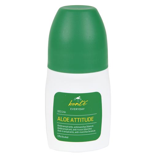 BONTE desodorante antimanchas aloe roll on 50 ml