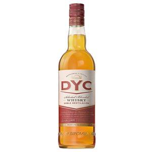 DYC whisky botella 1 lt