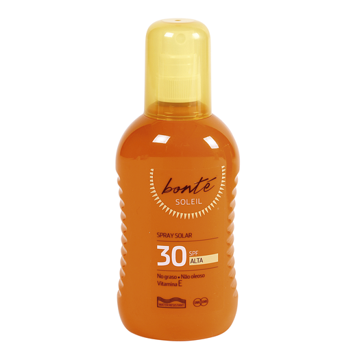 BONTE spray solar fp 30 250 ml