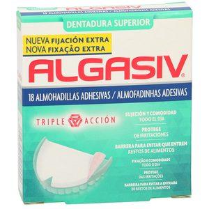 ALGASIV almohadillas dental superior caja 18 uds