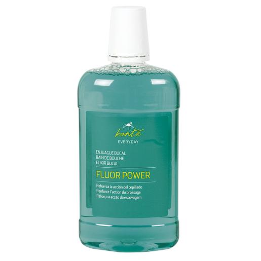 BONTE enjuague bucal fluor botella 500 ml