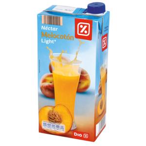 DIA néctar light melocotón envase 2 lt