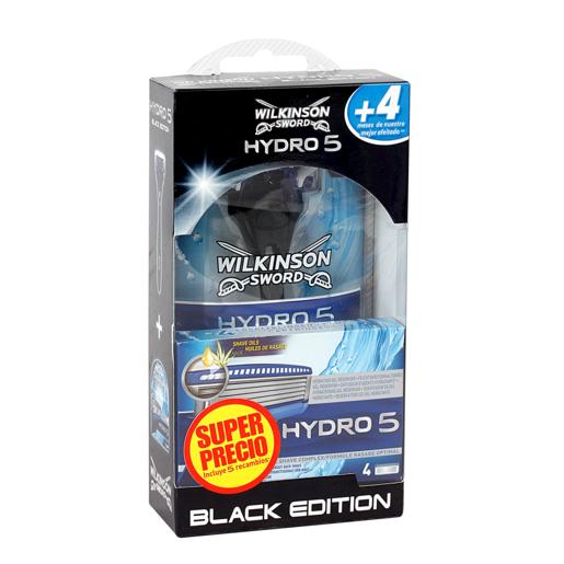 WILKINSON Sword hydro 5 maquinilla + recambio blíster 1 ud