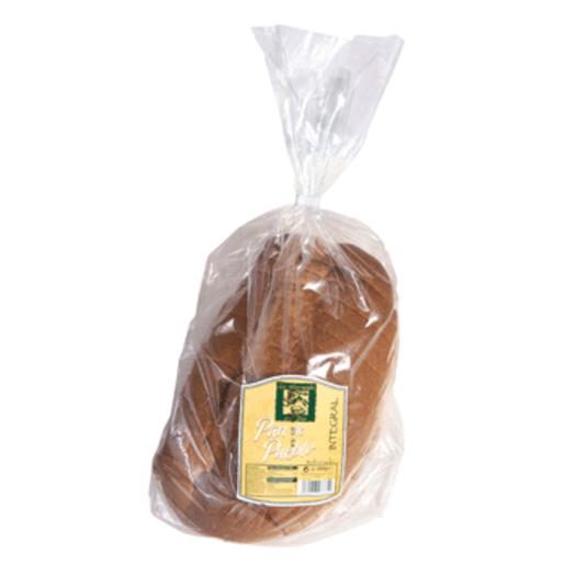 Pan de pueblo integral bolsa 550 gr