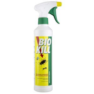 BIO KILL insecticida cucarachas y hormigas pistola 500 ml