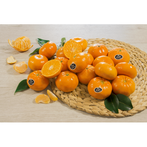 Mandarina línea sabor unidad (250 gr aprox.)