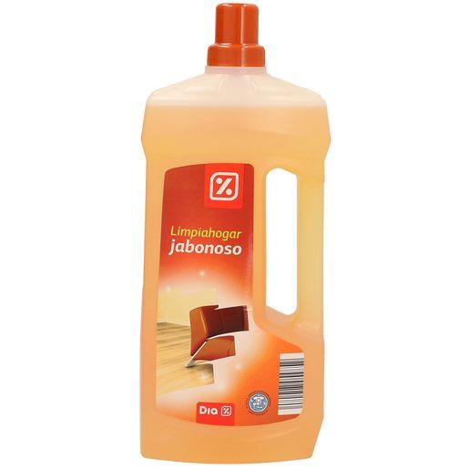 DIA limpiador jabonoso madera botella 1.5 lt