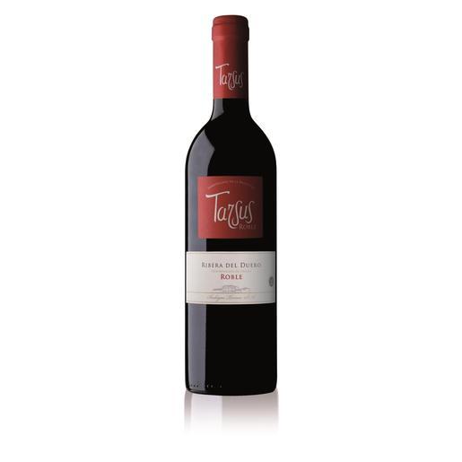 TARSUS vino tinto DO ribera duero botella 75 cl