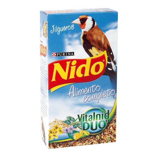 NIDO alimento completo vitalnid duo nº 2 para jilgueros caja 400 gr