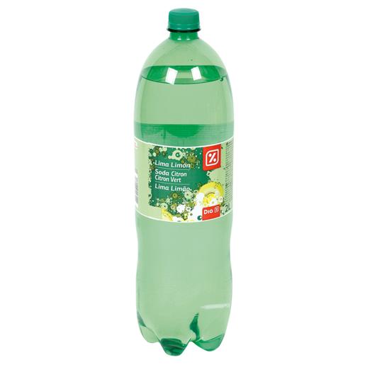 DIA refresco lima limón botella 2 lt