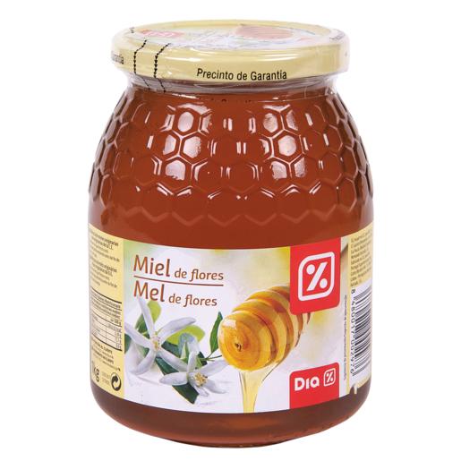 DIA miel de flores frasco 1 Kg
