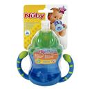 NUBY Flipn`sin taza con pajita +12 meses 270 ml (diferentes colores)