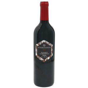 SEÑORIO DE ONDAS vino tinto roble DO Toro botella 75 cl