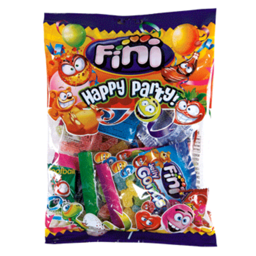 FINI bolsa de golosinas happy party 250 gr