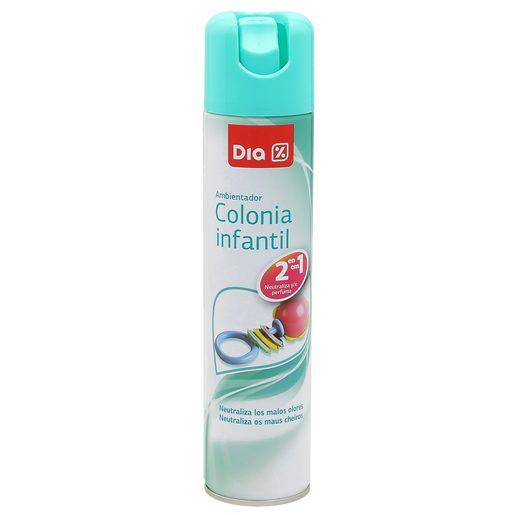 DIA ambientador neutralizante aroma colonia infantil spray 300 ml