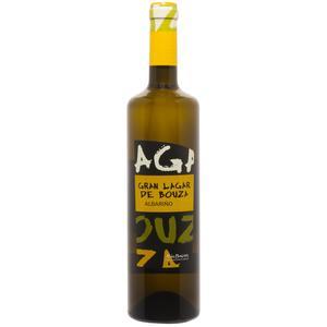 LAGAR DE BOUZA vino blanco albariño DO Rias Baixas botella 75 cl