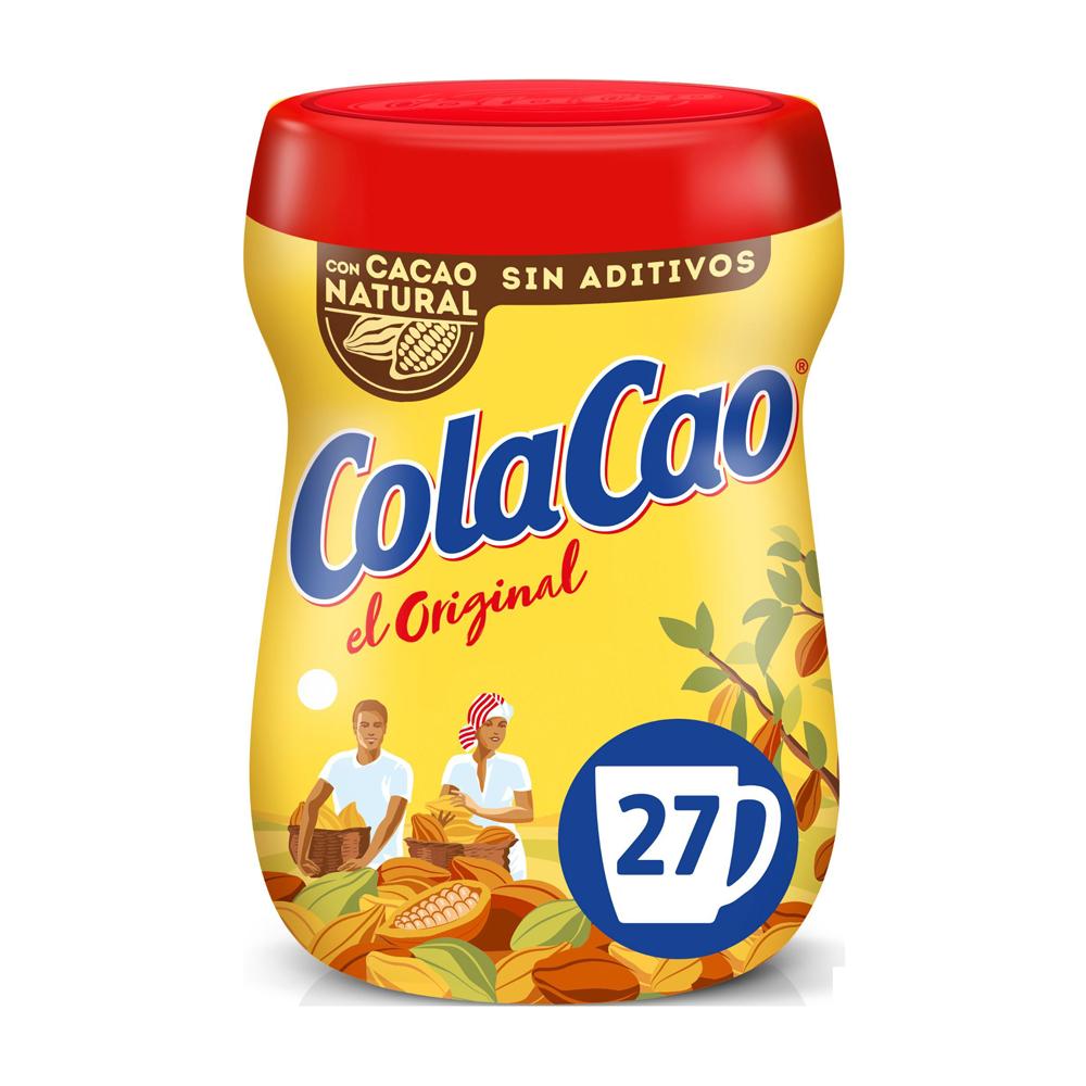 ColaCao en dia.es