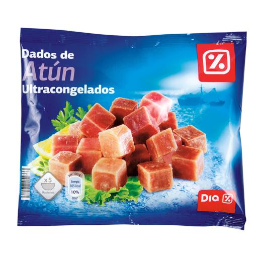 DIA dados de atún bolsa 425 gr