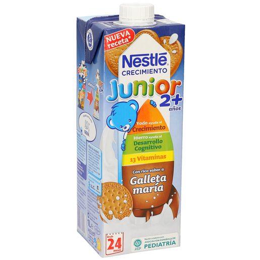 NESTLE Energy leche crecimiento con galleta maría +2 años envase 1 lt