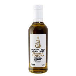 JAENCOOP aceite de oliva virgen extra primera cosecha botella 500 ml
