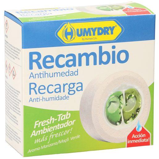 HUMYDRY ambientador antihumedad aroma manzana recambio 500 gr