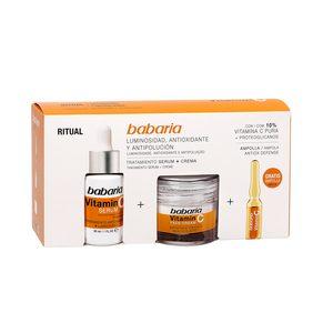 BABARIA pack ritual vitamina C envase 1 ud