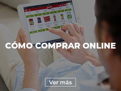 Descubre cómo hacer la compra online en DIA