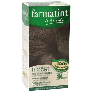 FARMATINT tinte Castaño Nº 4N caja 1 ud