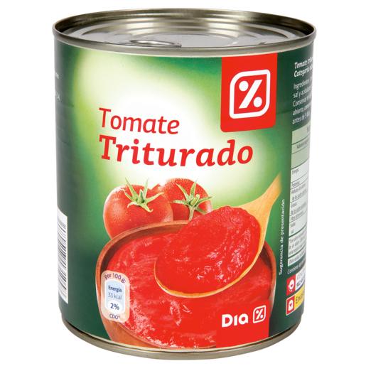 DIA tomate triturado lata 800GR