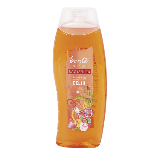 BONTE gel de ducha paradise edition delhi bote 250 ml