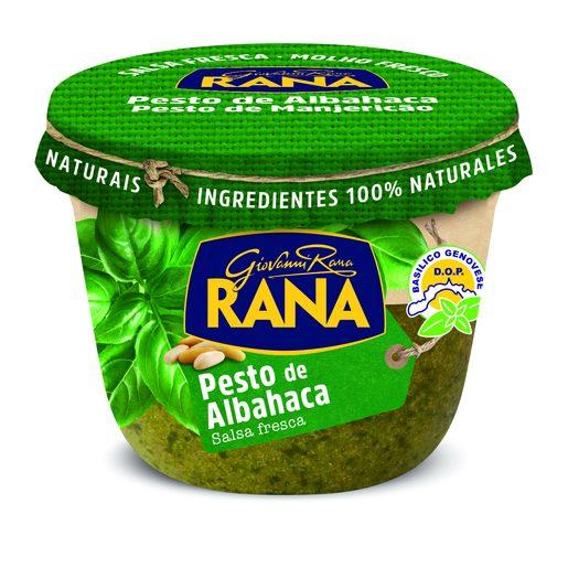 RANA salsa pesto frasco 140 gr