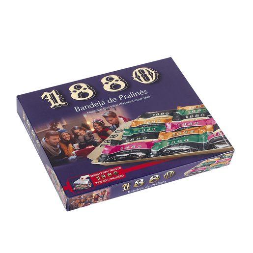 1880 bandeja de pralinés surtidos caja 270 gr
