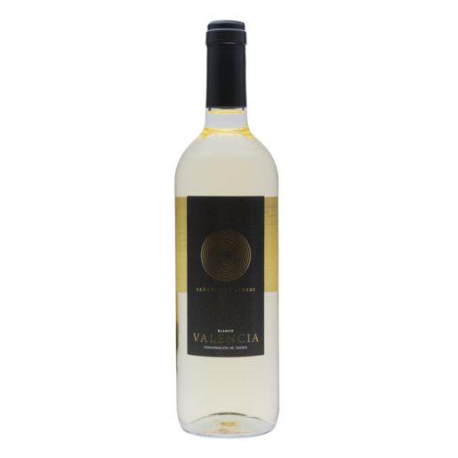 SEÑORIO DE AYERBE vino blanco DO Valencia botella 75 cl