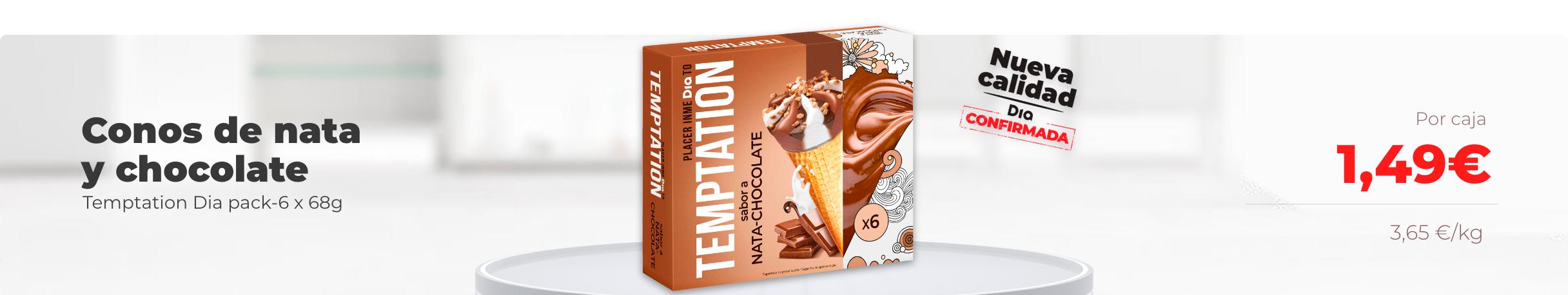 Descubre Temptation de Dia