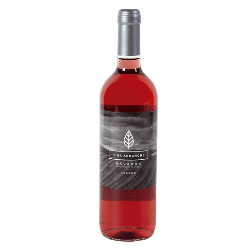 VIÑA ARDANCHE vino rosado DO Navarra botella 75 cl