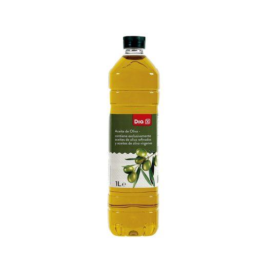 DIA aceite de oliva intenso botella 1 lt
