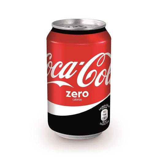 COCA COLA zero lata 33 cl