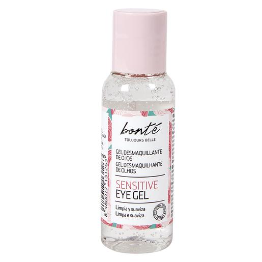 BONTE gel desmaquillante de ojos piel sensible botella 50 ml