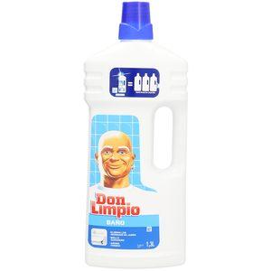 DON LIMPIO limpiador baño botella 1.3 lt