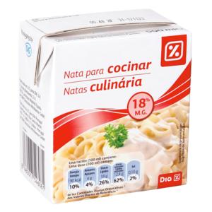 DIA nata para cocinar envase 500 ml