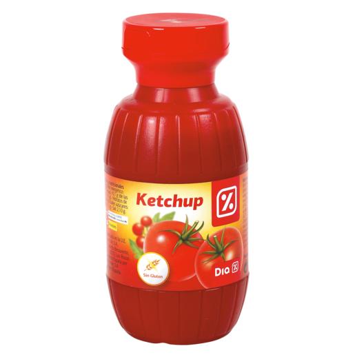 DIA ketchup bote 300 gr