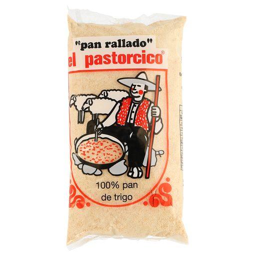 EL PASTORCICO pan rallado bolsa 180 gr