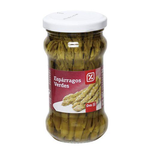 DIA espárragos verdes frasco 100 gr