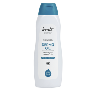 BONTE gel de ducha dermo aceite piel seca bote 750 ml