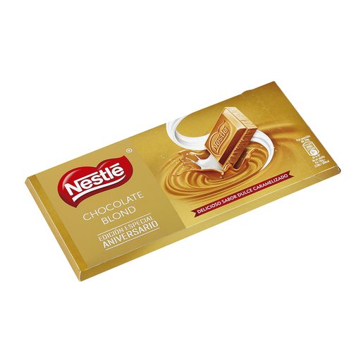 NESTLE chocolate blond tableta 120 gr