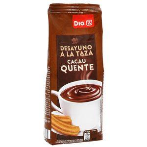 DIA cacao en polvo bolsa 400 gr